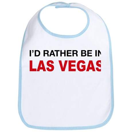 I'd rather be in Las Vegas Bib