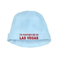 I'd rather be in Las Vegas baby hat