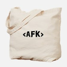 Cute Afk Tote Bag
