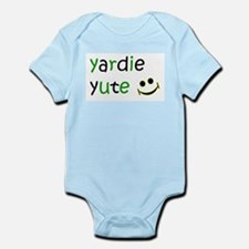 """Yardie Yute"" Infant Creeper"