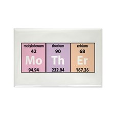 Chemical Mother Rectangle Magnet