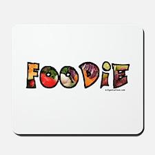 Foodie, food drink lover Mousepad