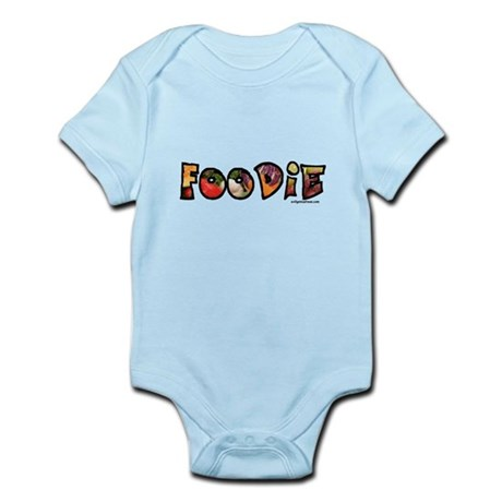 Foodie, food drink lover Infant Bodysuit