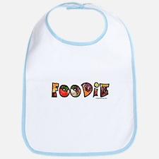 Foodie, food drink lover Bib