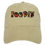 Foodie, food drink lover Cap