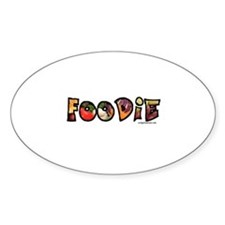 Foodie, food drink lover Decal