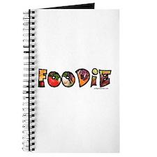 Foodie, food drink lover Journal