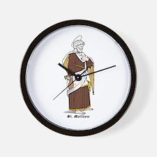 St. Matthew Wall Clock