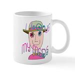 I Love My Meds Mug