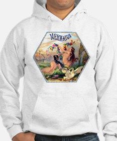 Mermaids Cigar Label Jumper Hoodie