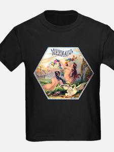 Mermaids Cigar Label T