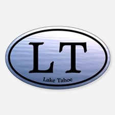 Lake Tahoe LT Blue Water Decal