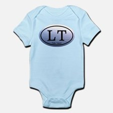 Lake Tahoe LT Blue Water Infant Bodysuit