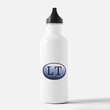Lake Tahoe LT Blue Water Water Bottle