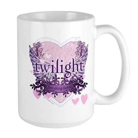 Must Have Breaking Dawn #6 by Twibaby Large Mug