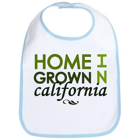 'California' Bib