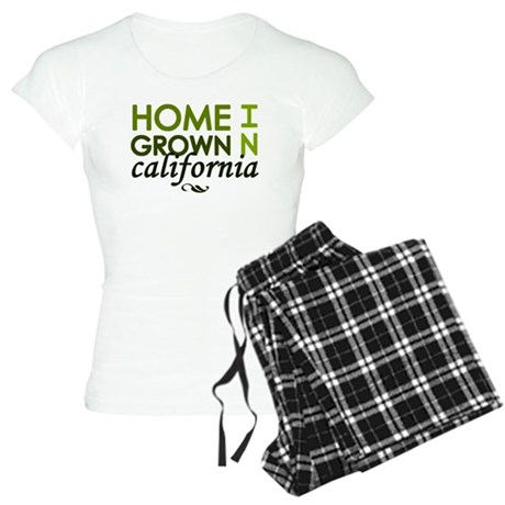 'California' Women's Light Pajamas