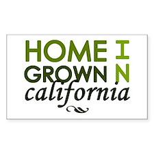 'California' Decal