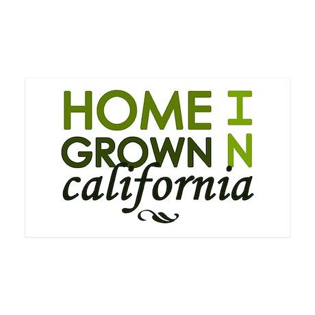 'California' 38.5 x 24.5 Wall Peel