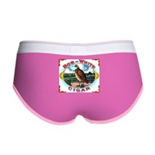 Bob White Cigar Label Women's Boy Brief