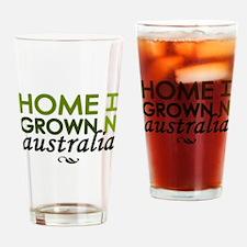 'Australia' Drinking Glass