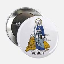 """St. Mark 2.25"""" Button (10 pack)"""