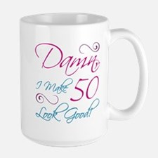 50th Birthday Humor Mug
