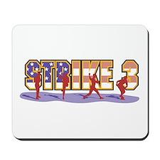 Strike 3 Mousepad