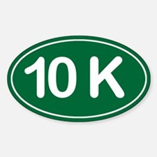 10K *green* Decal