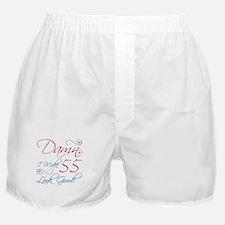 55th Birthday Humor Boxer Shorts