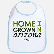 'Home Grown In Arizona' Bib