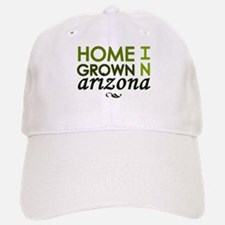 'Home Grown In Arizona' Baseball Baseball Cap