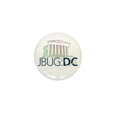JBUG:DC Mini Button (10 pack)