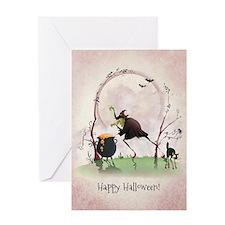 halloween2 Greeting Cards