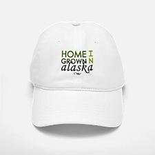 'Home Grown In Alaska' Baseball Baseball Cap