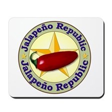 Jalopeño Republic Mousepad