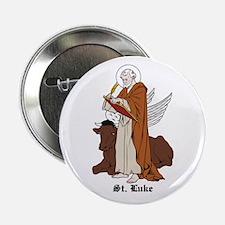 """St. Luke 2.25"""" Button (10 pack)"""
