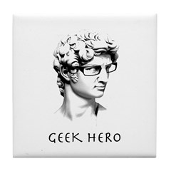 Geek Hero Tile Coaster