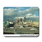 LA Skyline Mousepad