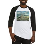 Los Angeles Skyline Baseball Jersey
