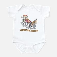 Roller Coaster Junkie Infant Bodysuit