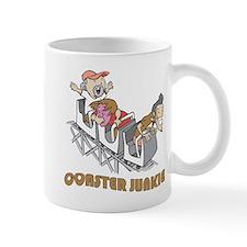 Roller Coaster Junkie Mug