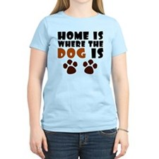 'Where The Dog Is' T-Shirt