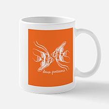 Two Fish (orange) Mug