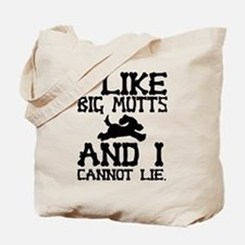 'Big Mutts' Tote Bag