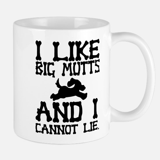'Big Mutts' Mug