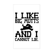 'Big Mutts' Decal