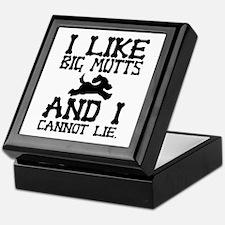 'Big Mutts' Keepsake Box