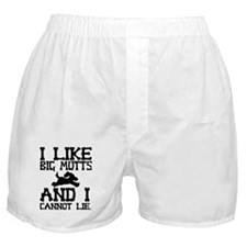 'Big Mutts' Boxer Shorts
