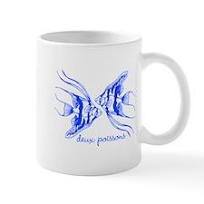 Two Fish (blue) Mug